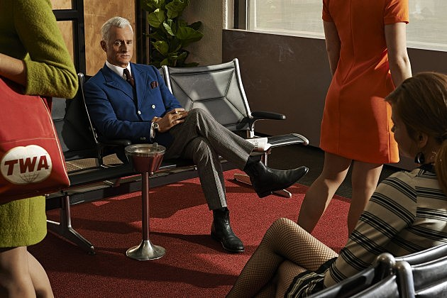 Mad Men Final Season 7 Photos Roger