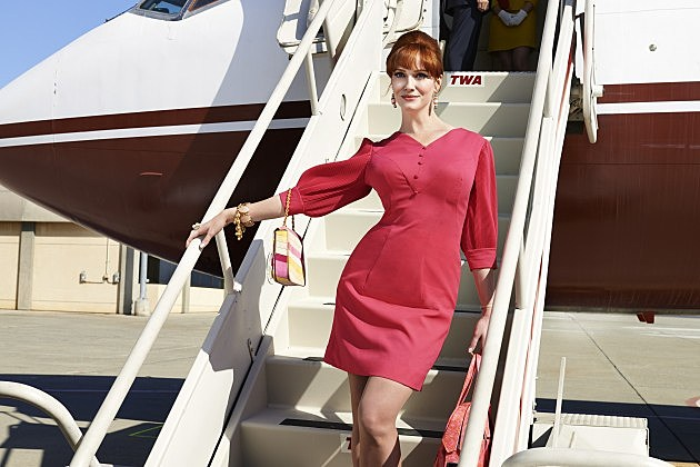 Mad Men Final Season 7 Photos Key Art Christina Hendricks