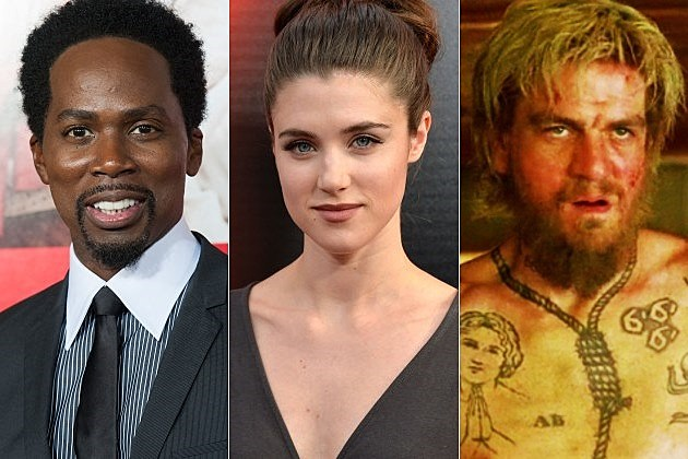 Constantine TV Series Harold Perrineau Lucy Griffiths Charles Halford