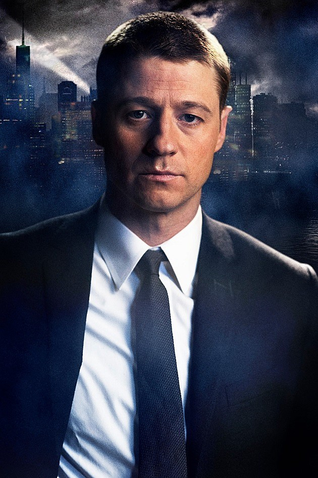 FOX Gotham Batman Commisioner James Gordon Photo Ben McKenzie