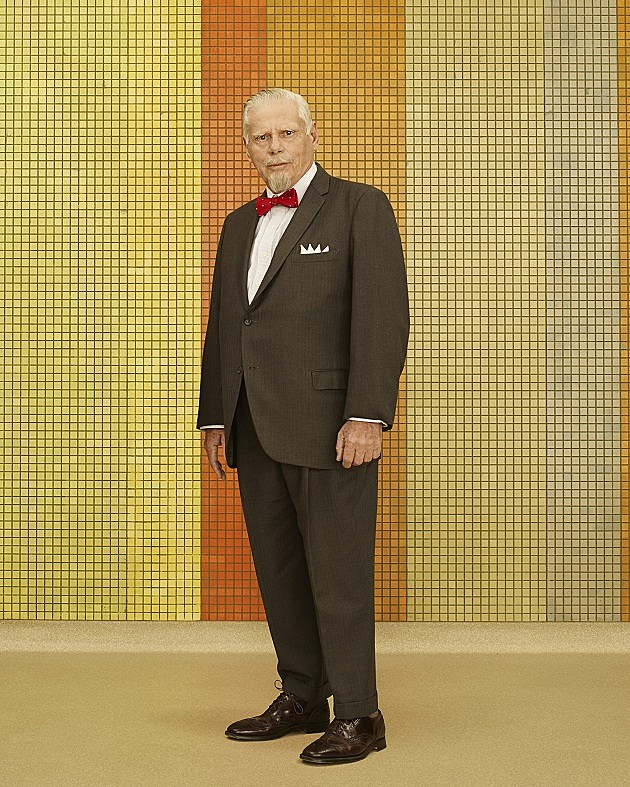 Mad Men Final Season 7 Photos Key Art Bert