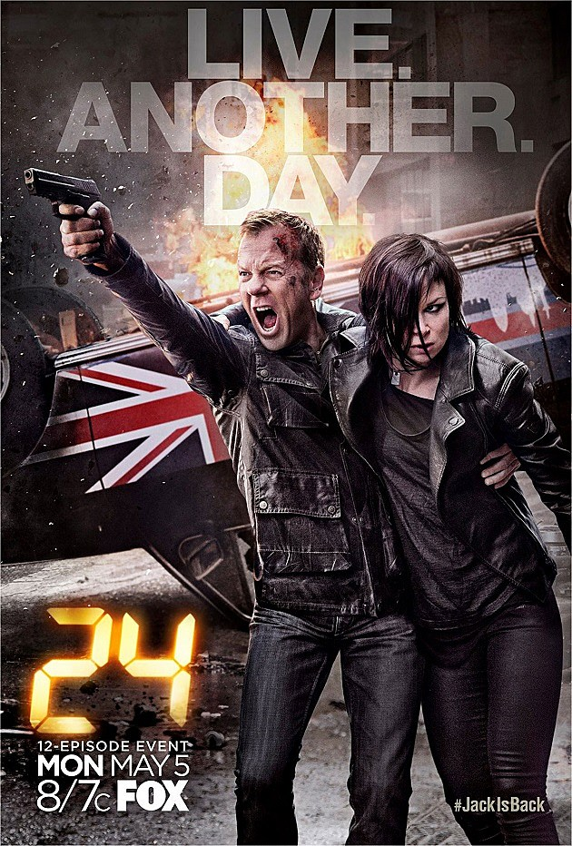 24 Live Another Day Trailer Poster Chloe Enemy
