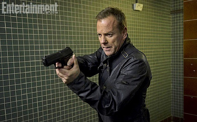 24 Live Another Day Photos Jack Bauer Kiefer Sutherland