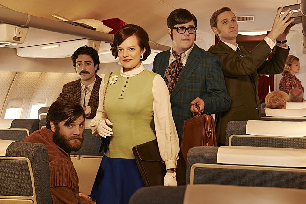 Mad Men Final Season 7 Photos Peggy Harry Stan