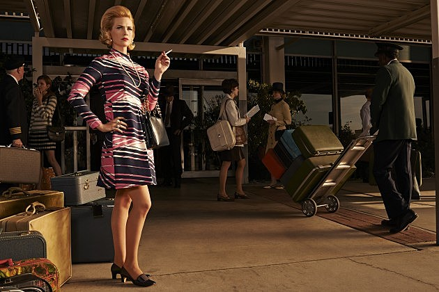 Mad Men Final Season 7 Photos Key Art Betty