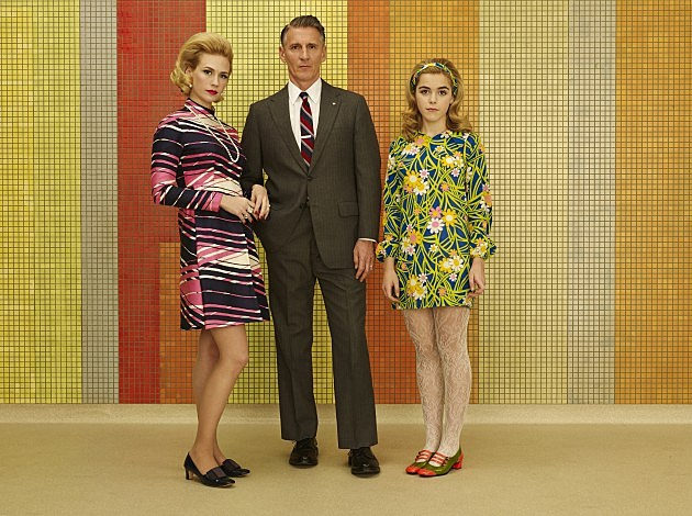 Mad Men Final Season 7 Photos Key Art Sally