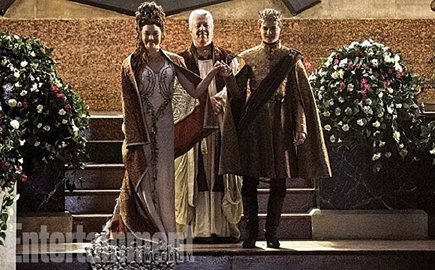 Game of Thrones Season 4 Photos Joffrey Margaery