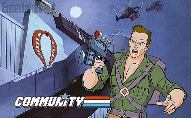 Community GI Joe Jeff Photos Wingman