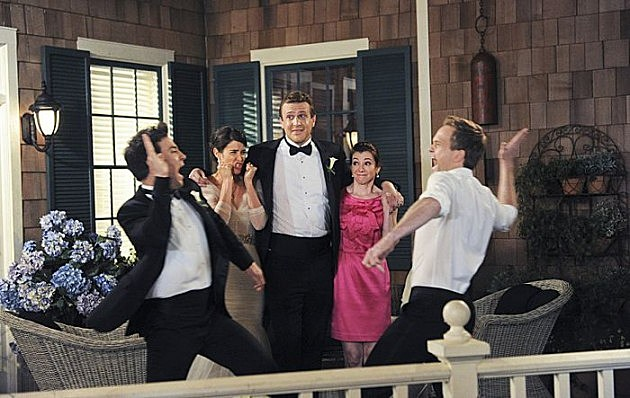 How I Met Your Mother Series Finale Last Forever Photos