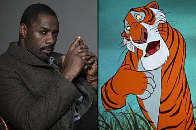 Idris Elba, Shere Khan