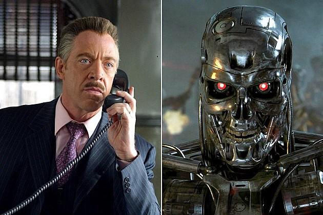 J.K. Simmons, Terminator 5