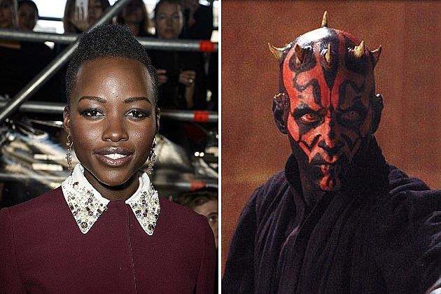 Luptia Nyong'o, Star Wars Episode 7