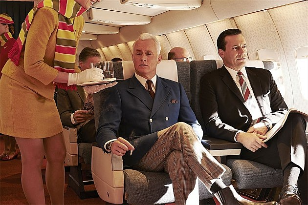 Mad Men Final Season 7 Photos Matthew Weiner