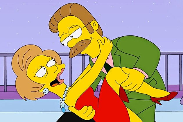 The Simpons Krabappel Tribute Marcia Wallace Man Who Grew Too Much