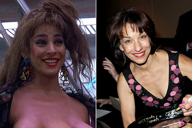 Breasted Hooker From Total Recall Played Lycia Naff