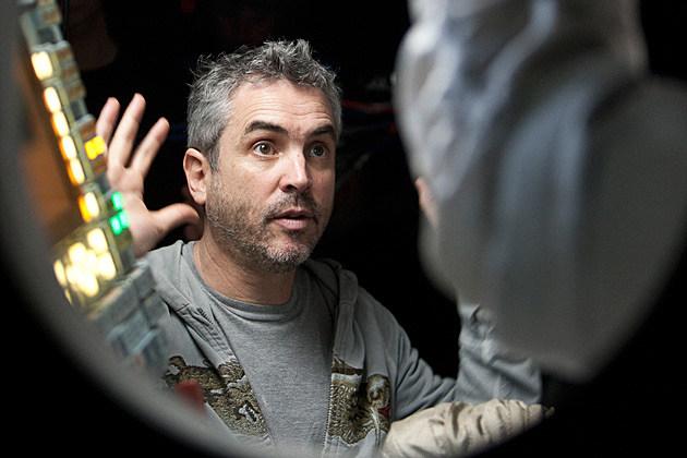 Alfonso Cuaron Best Director 2014 Oscars