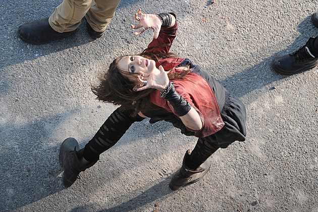 'Avengers 2' First Look at Scarlet Witch, Quicksilver