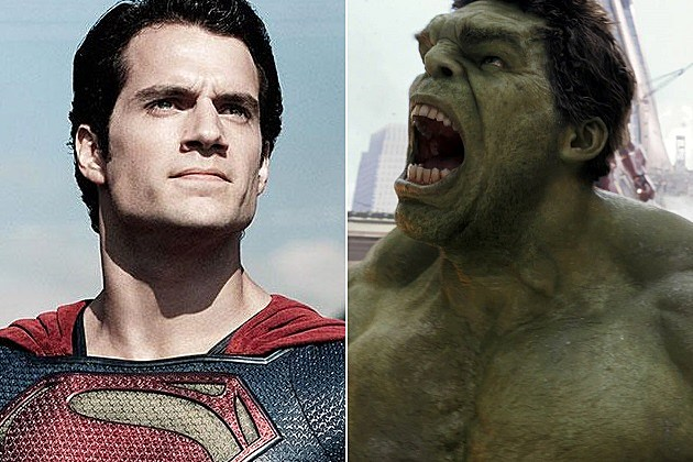 Batman Vs. Superman, Hulk