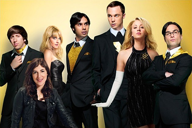 The Big Bang Theory Season 8 9 10 Renewal CBS