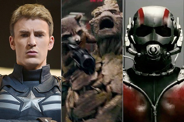 Marvel Movies Preview Assembling Universe Avengers Guardians Phase 3