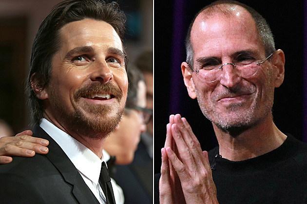 Christian Bale Steve Jobs
