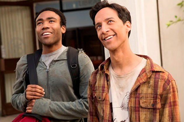 Community Season 5 Donald Glover Troy Finale Return