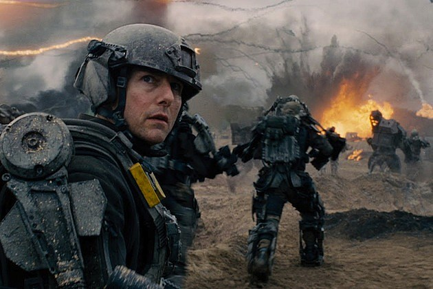 edge of tomorrow The Wrap Up: Edge of Tomorrow Releases Teaser Trailer for Its…Trailer