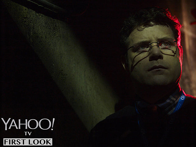 FX The Strain Photos Sean Astin Jim Kent