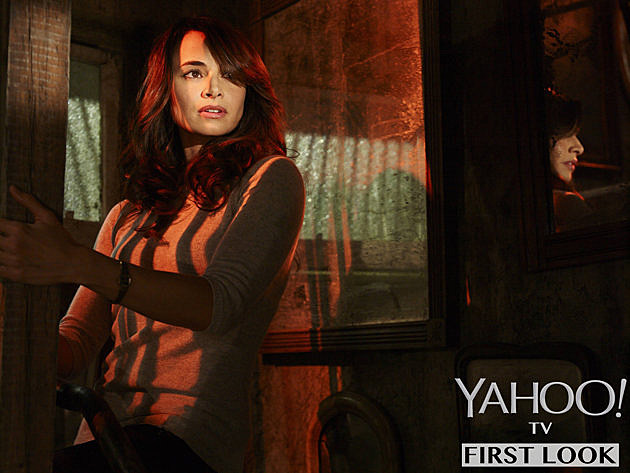 FX The Strain Photos Mia Maestro Nora Martinez