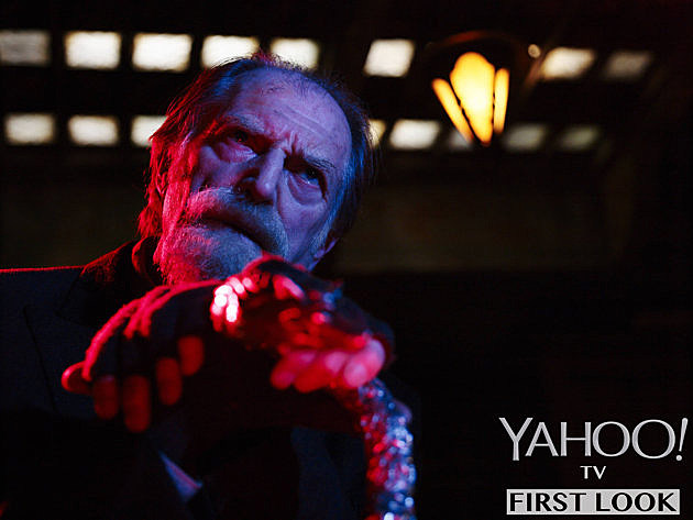 FX The Strain Photos David Bradley Abraham Setrakian