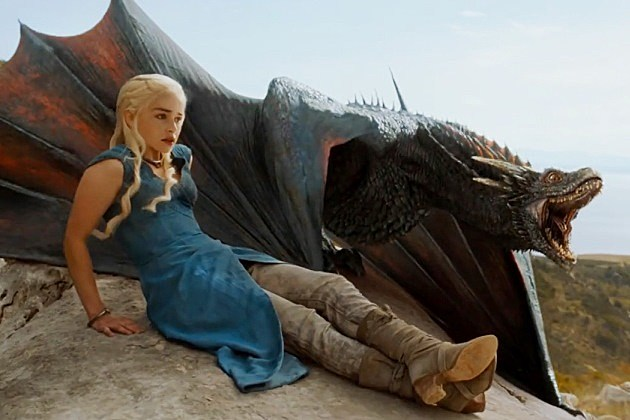 Game of Thrones Season 4 Trailer Devil Inside