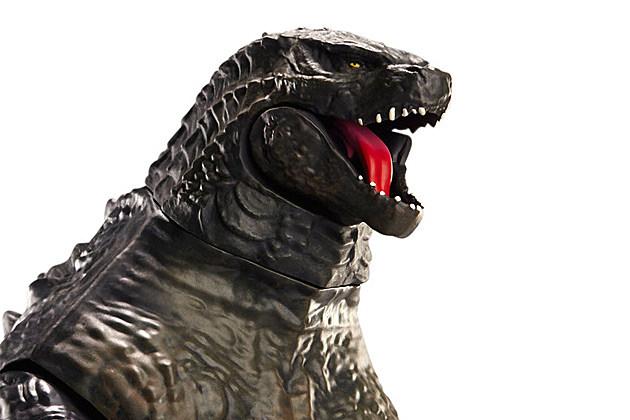 Godzilla Toy Giant Size