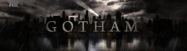 FOX Gotham Logo Photos Key Art