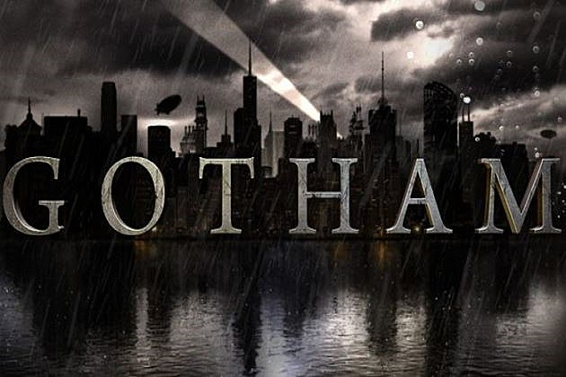 FOX Gotham Photos Logo Synopsis Batman