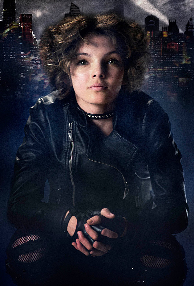 Gotham Selina Kyle Catwoman Photo