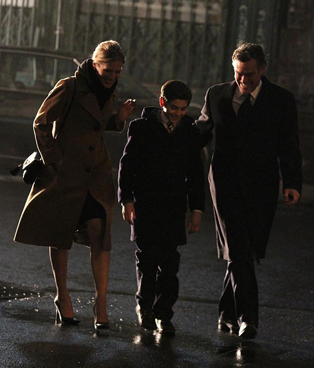 Gotham Set Pics