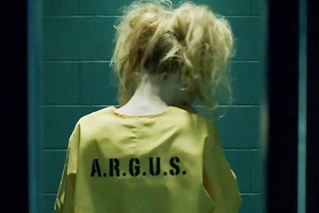 Harley Quinn Arrow Season 2 Photo