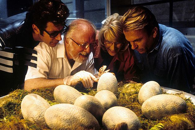 Which 'Jurassic Park' Actor Will Return for Jurassic Park 4?