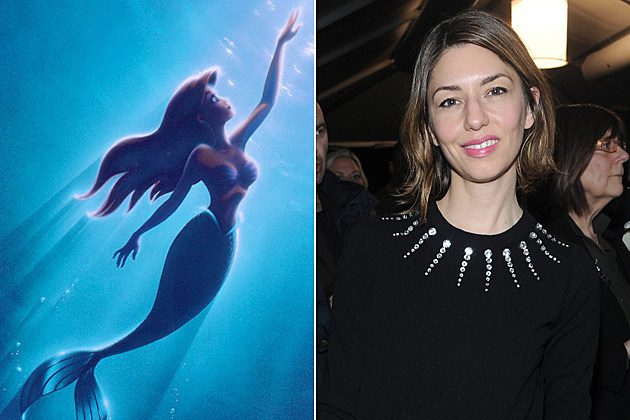 The Little Mermaid Sofia Coppola