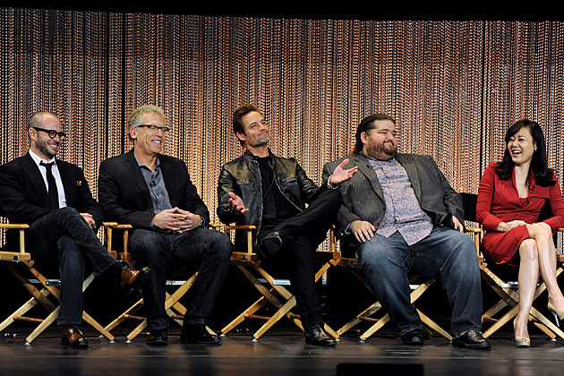 LOST Reunion PaleyFest