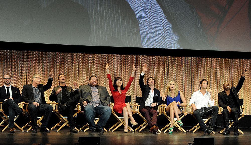 LOST Reunion Panel PaleyFest