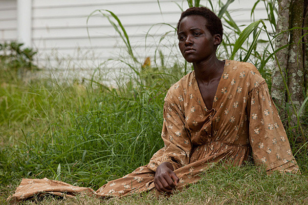 Lupita Nyong'o Best Supporting Actress 2014 Oscars
