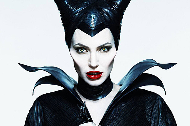 Maleficent Poster Crop