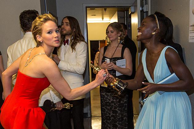 2014 Oscar moments