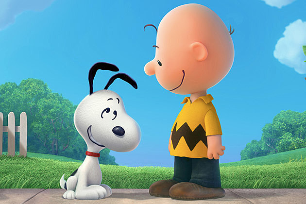 Peanuts Movie Charlie Brown Snoop