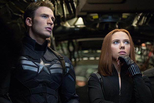 Scarlett Johansson Pregnant Avengers 2