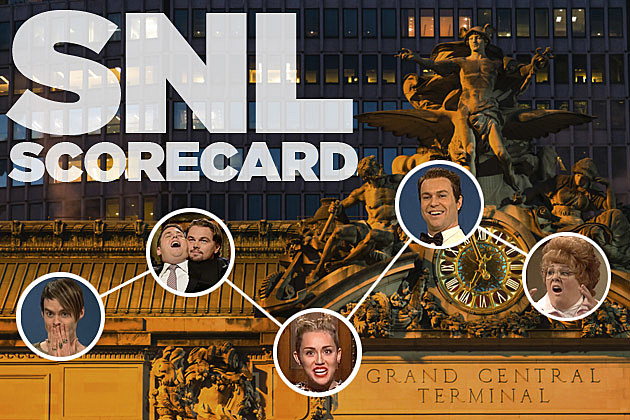 SNL Scorecard Louis CK