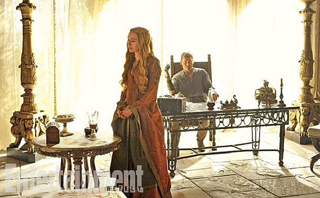 Game of Thrones Season 4 Photos Cersei Jaime