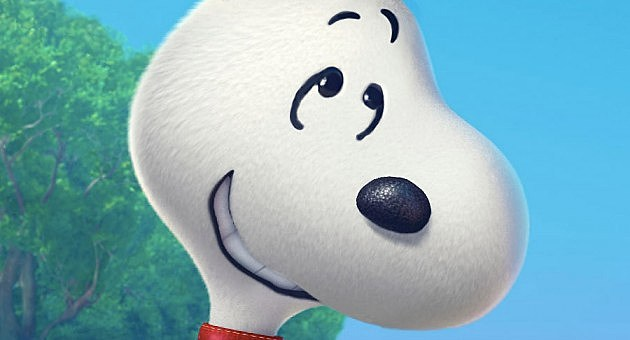 Peanuts movie Charlie Brown Snoopy