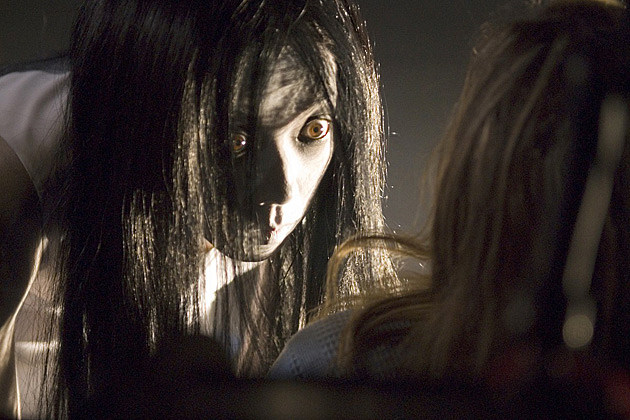 The Grudge Sam Raimi